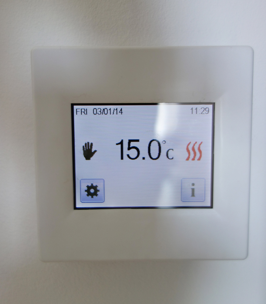 infrarot heizfolie f r fussbodenheizung infrarotheizungen. Black Bedroom Furniture Sets. Home Design Ideas