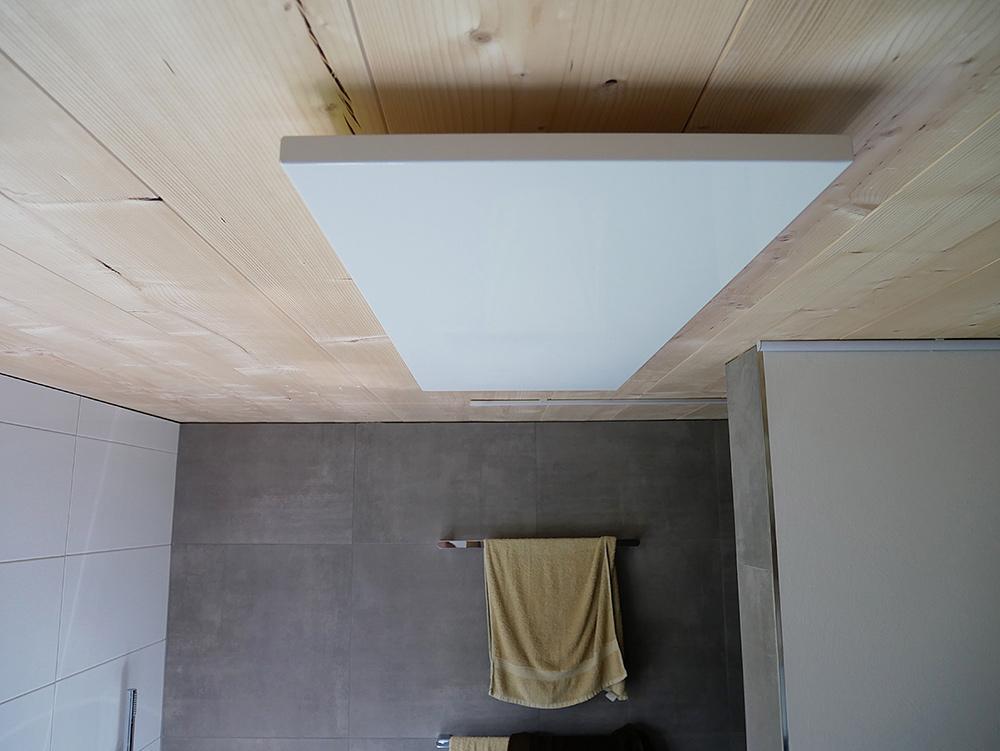Decken Infrarotheizung Dekoration : Infrarotheizung badezimmer u capitalvia